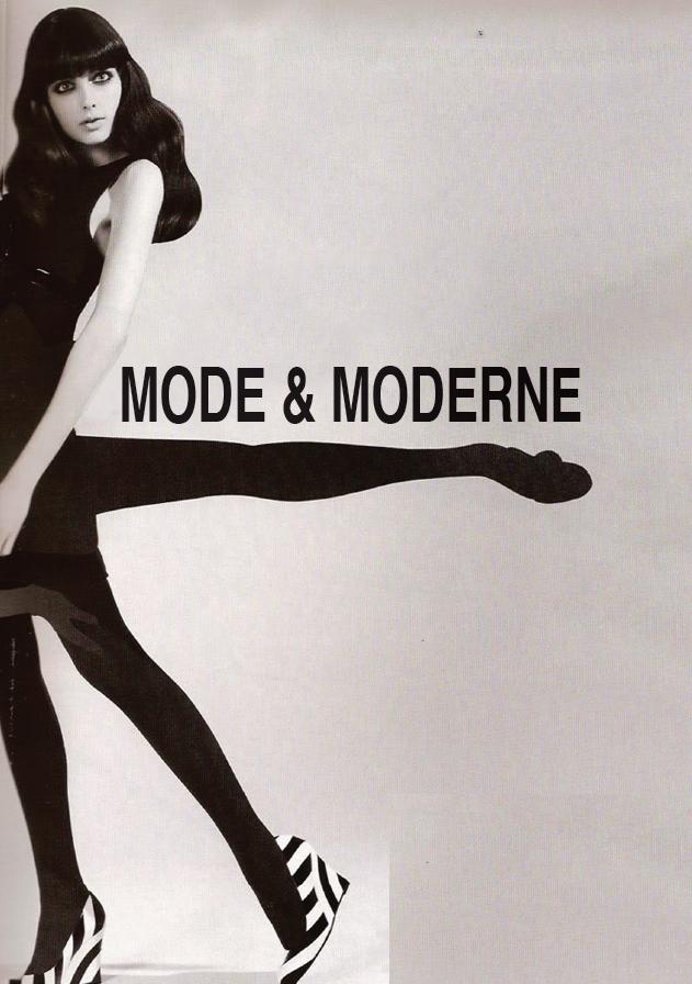 Mode und Moderne pur